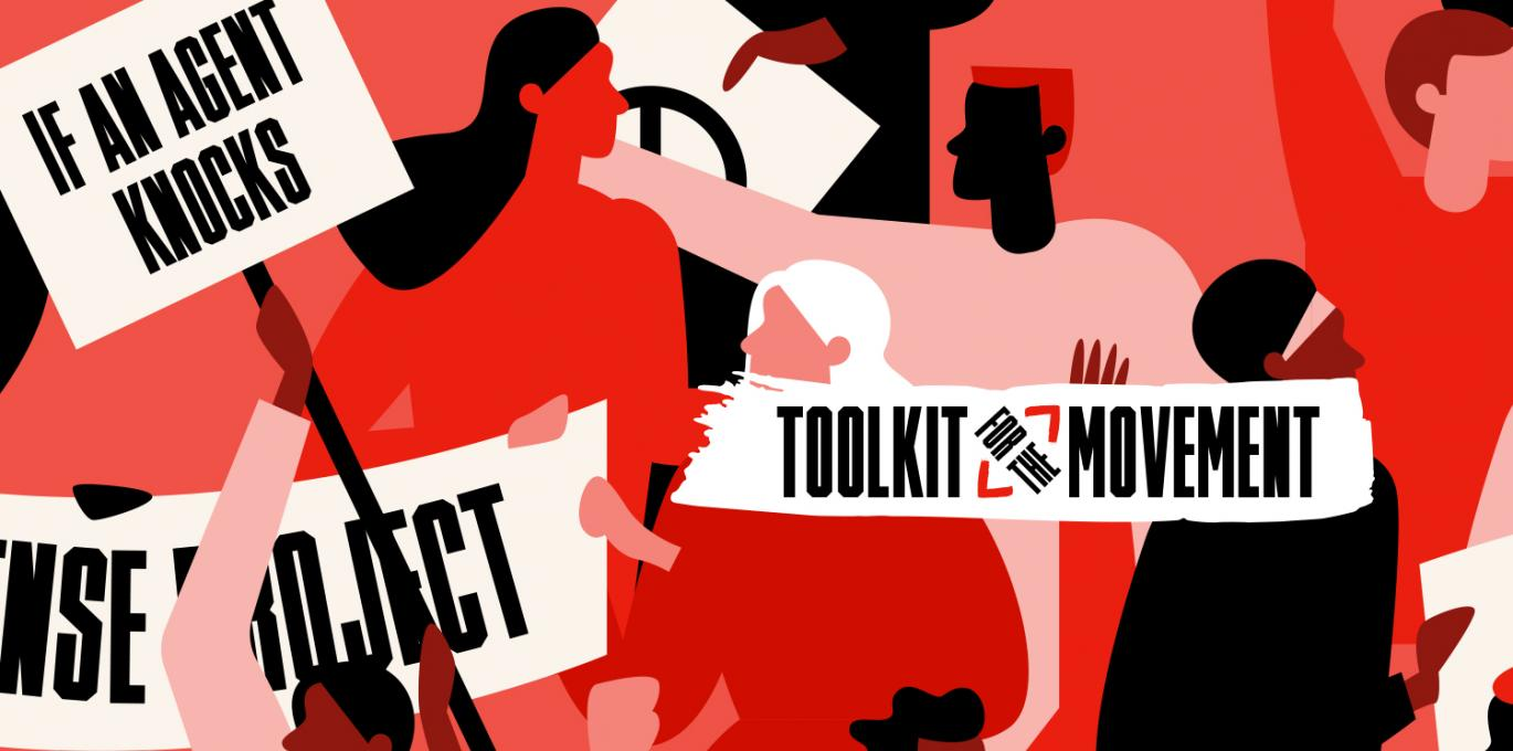 Toolkit for the Movement collage